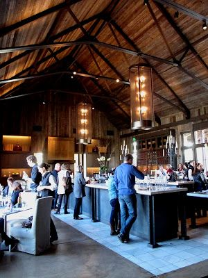 Love The Steel Trusses Ramsgate Winery By Backen Gillam