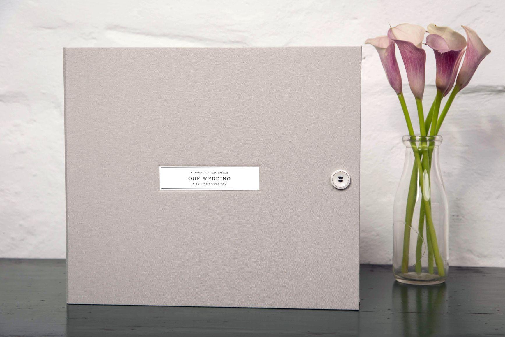 MILK Books Wedding Album Giveaway