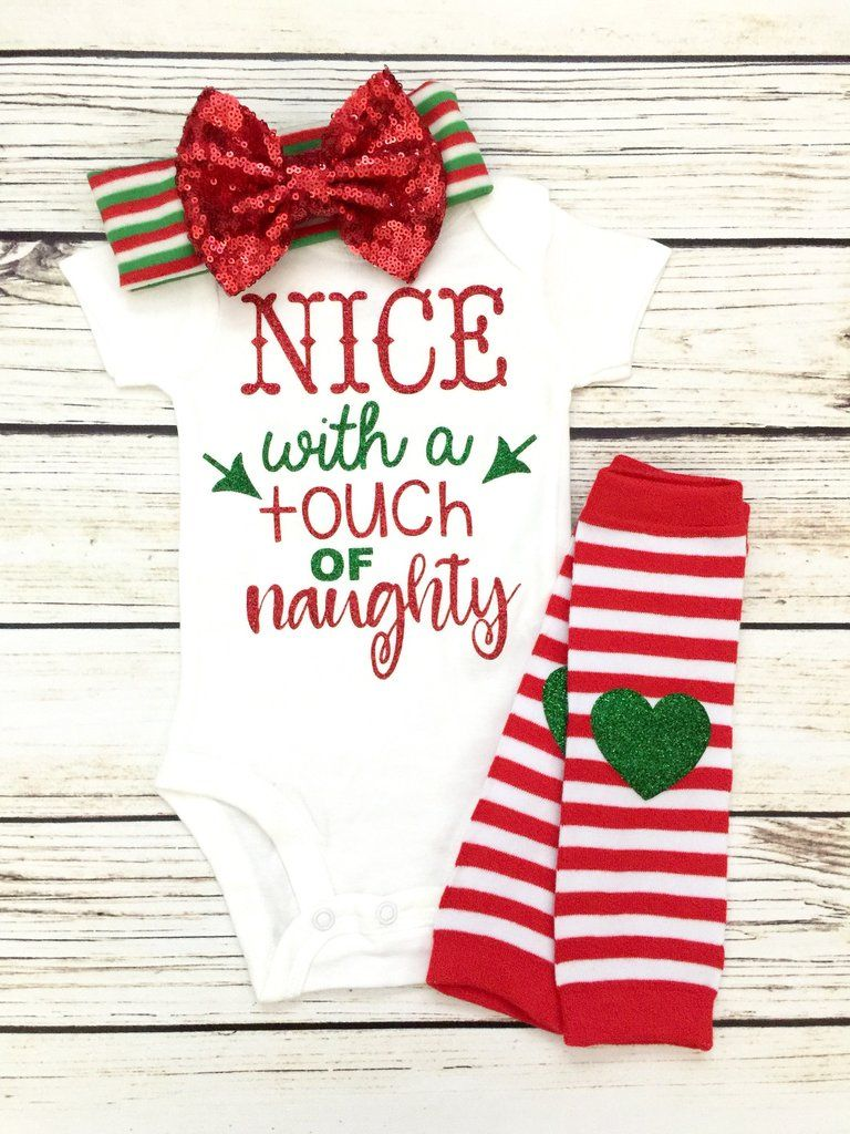 Nice With A Touch of Naughty} | Holiday - Christmas | Pinterest ...