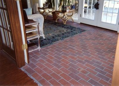 Thin Brick Veneer Tiles - Authentic Indoor Siding and Flooring ...