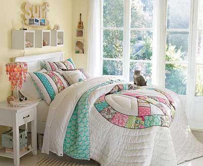 50 ideas para decorar el cuarto o dormitorio de una chica - Ideas para decorar un dormitorio juvenil ...