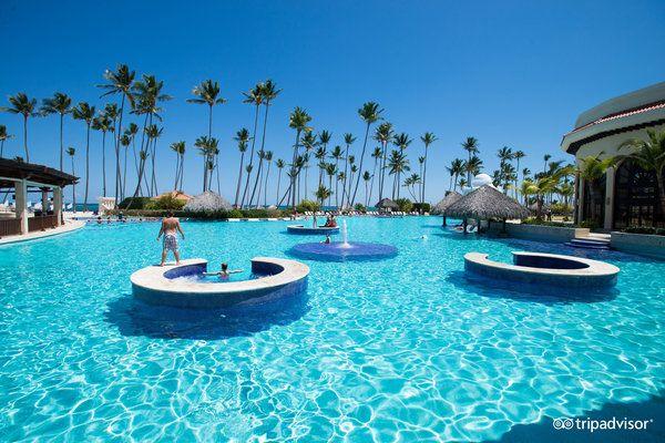 Paradisus Palma Real Golf Spa Resort Resort Spa Resort Hotels And Resorts