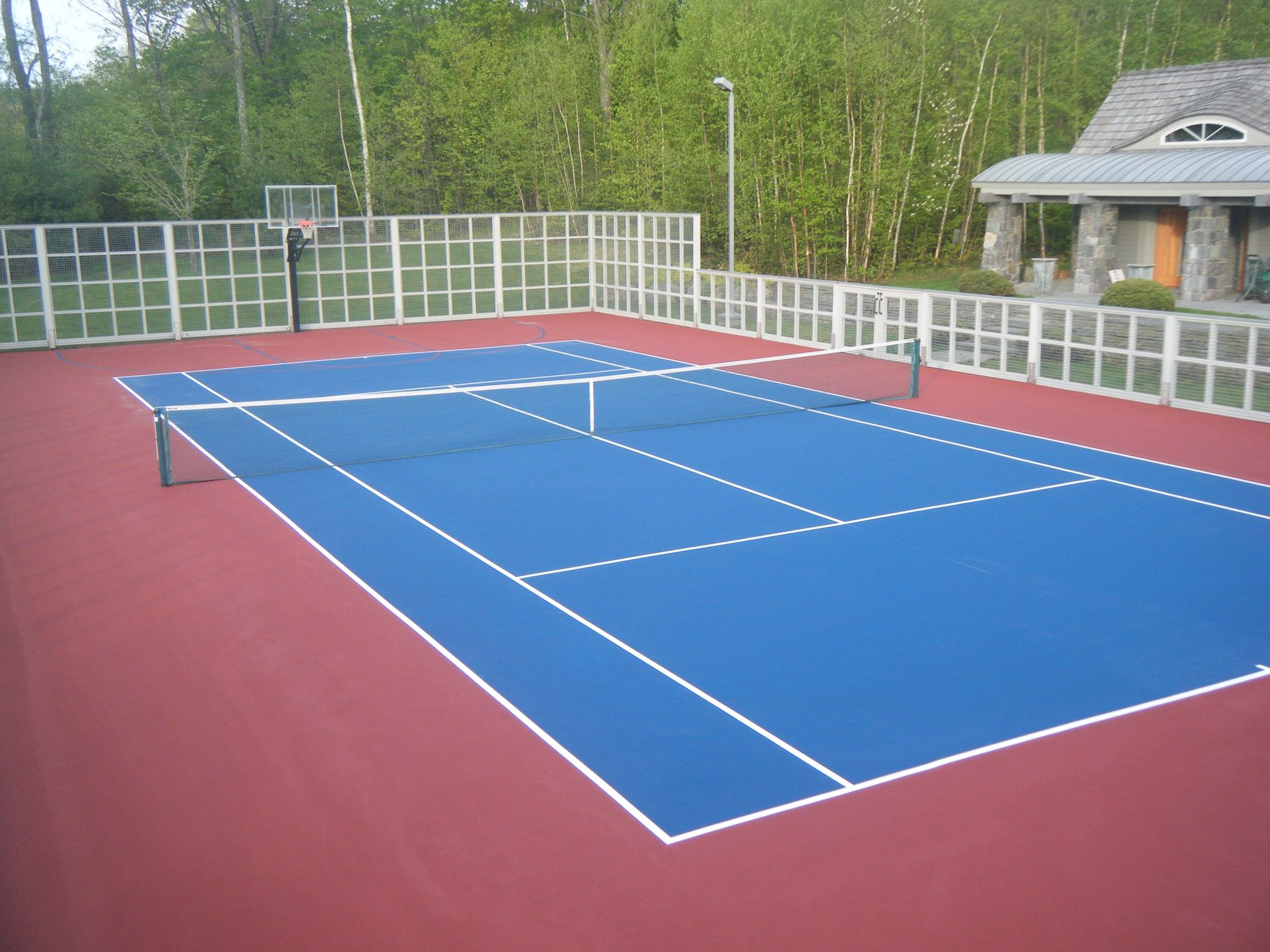 Superieur Image Result For Tennis Court Backyard