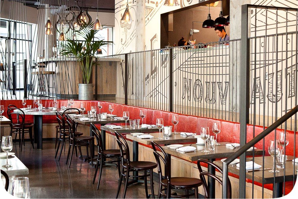 Le Zinc French Restaurant And Bar Seattle Wa French