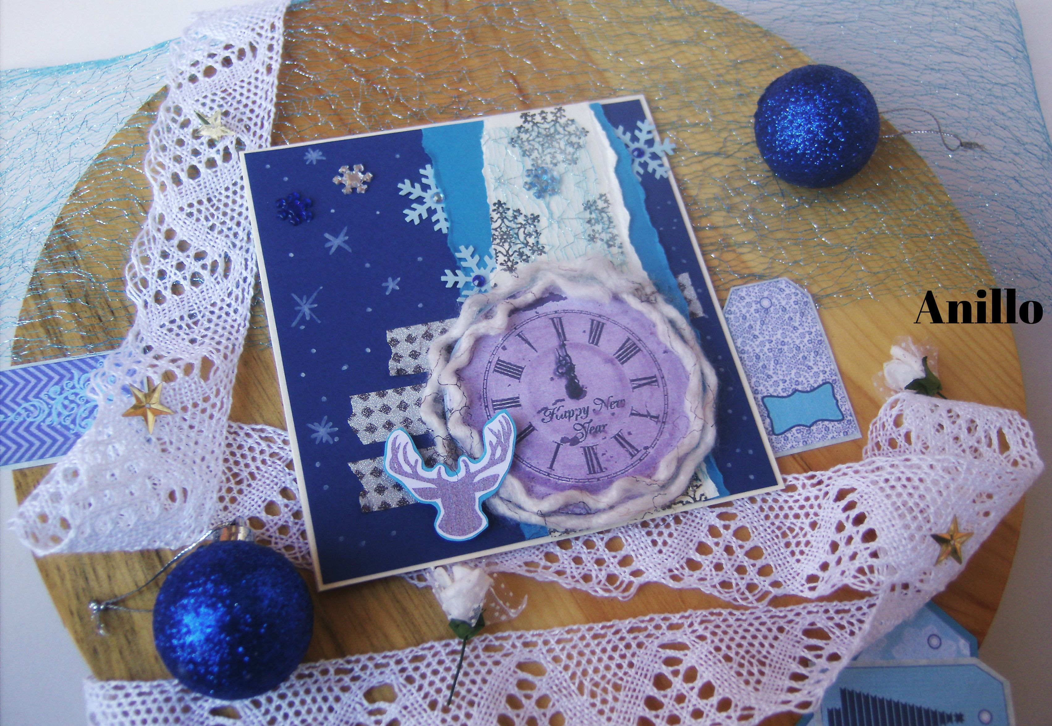 new year card  new year card cards crafts