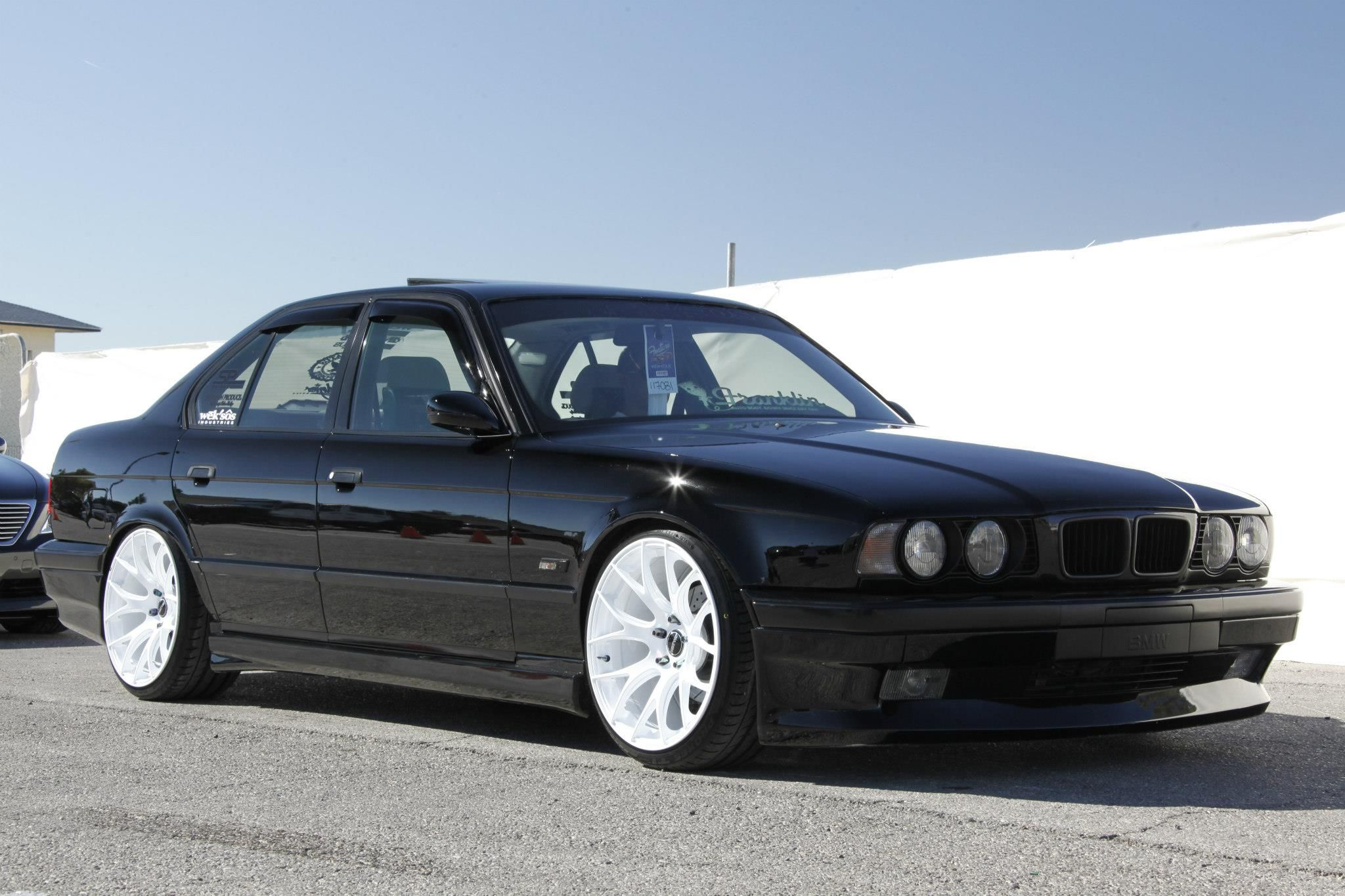 Bmw 5 Series E34 Cars Pinterest And S