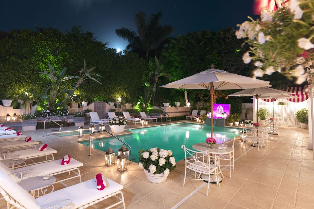 The Chesterfield Hotel Luxury In Palm Beach Usa Slh Small Hotels