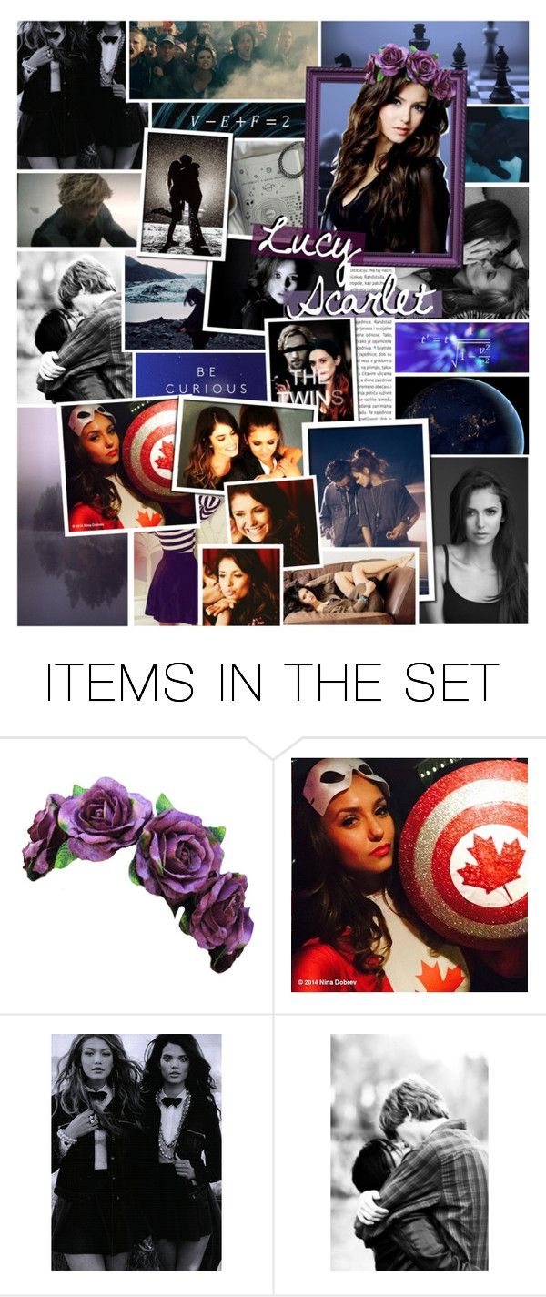 """""""born to be fabulous. // lucy scarlet + the maximoff's"""" by sofie-dreamy ❤ liked on Polyvore featuring art, marvel, comics, fanfiction, mcu and copymyideasandistealyoursoul"""