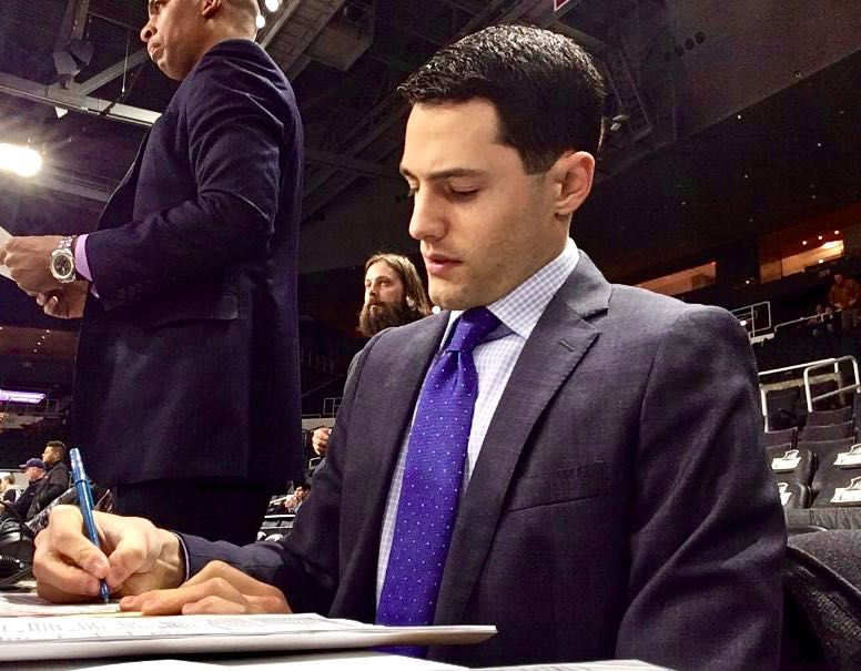 Going Deep With New LA Kings Broadcaster Alex Faust Part