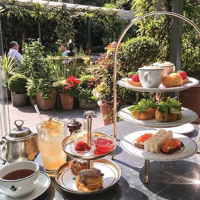 3e0c0905e94d5660ab337096527d0667 - The Botanical Kew Gardens Afternoon Tea Menu