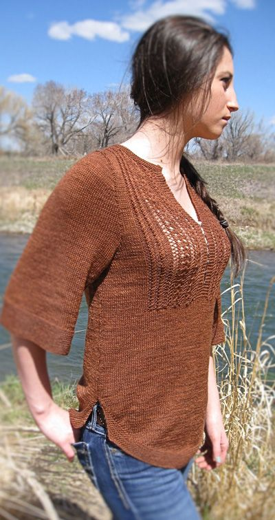 Free Sweater Pattern Jersey de punto. | jerseys, chaquetas ...