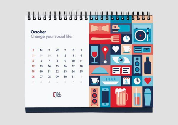 wall street english calendar 2014 by luca fontana via on wall street english id=32673