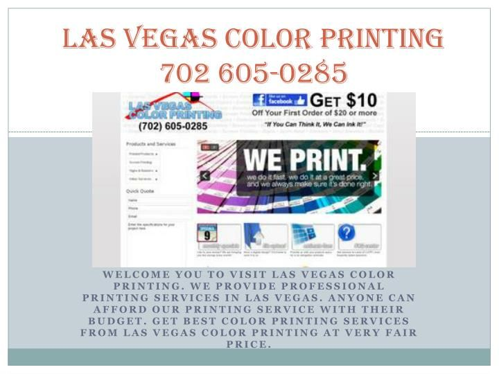 Are you looking for Signs Printing Company in Las Vegas? We are a printing company, get free design services, one-day production, price match & a satisfaction guarantee!