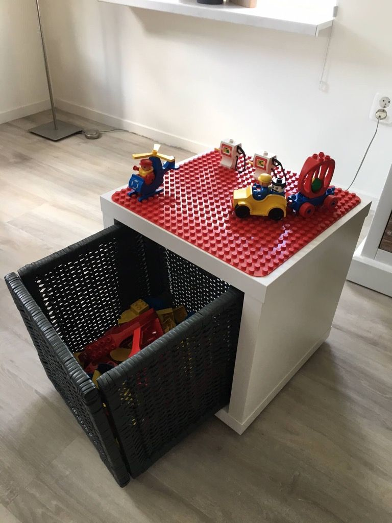 Lego Duplo Play And Store Box Playroom Ideas Montessori Bedroom Lego Storage Boxes Lego