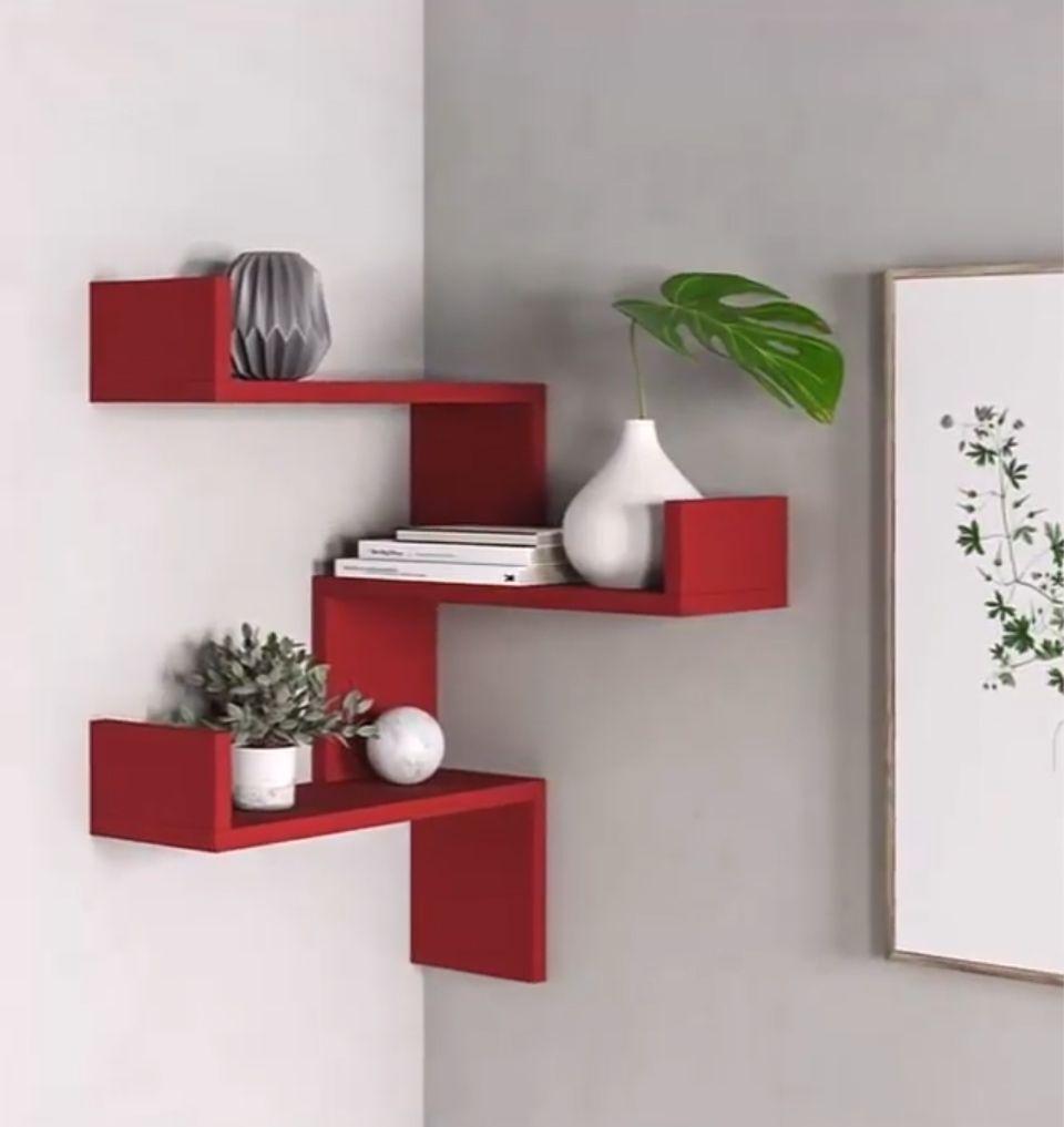 Creative Wall Shelves