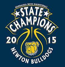 1b289651d5b State Champions Basketball T-Shirt Design High School | Basketball T ...