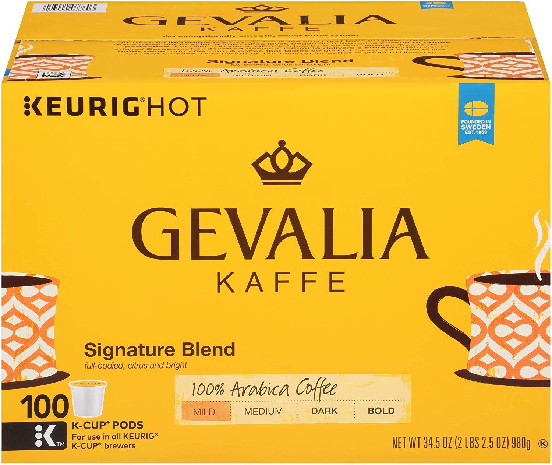 Gevalia Signature Blend Coffee Blended coffee, Gevalia
