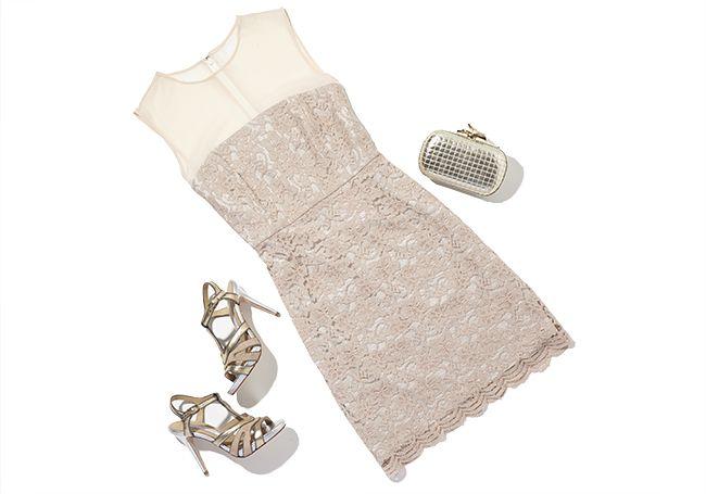 DVF | Get Flirty: The Nisha Lace Dress | Lip Service | The Diane von Furstenberg Blog
