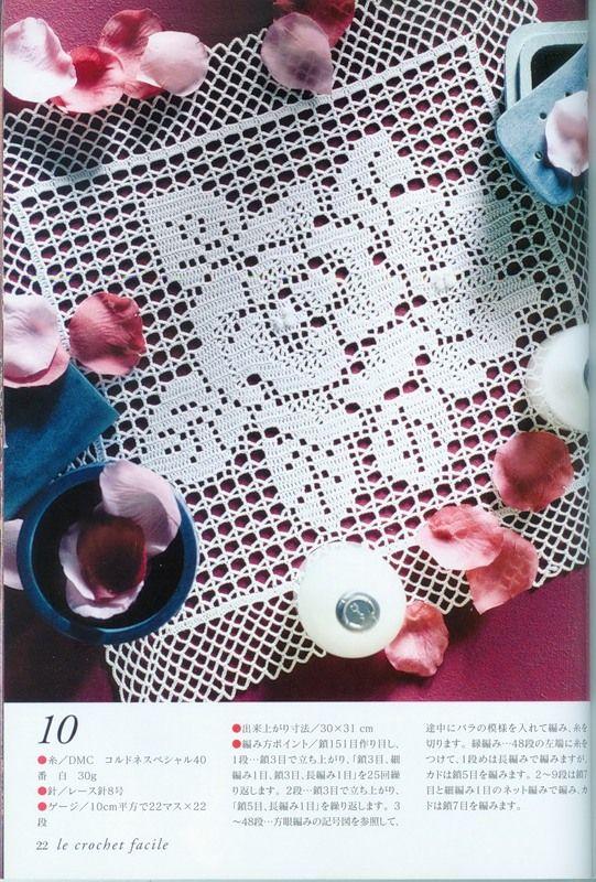 617222.jpg | Nadelwerk - Rosen -Needlework Roses cross stitch ...