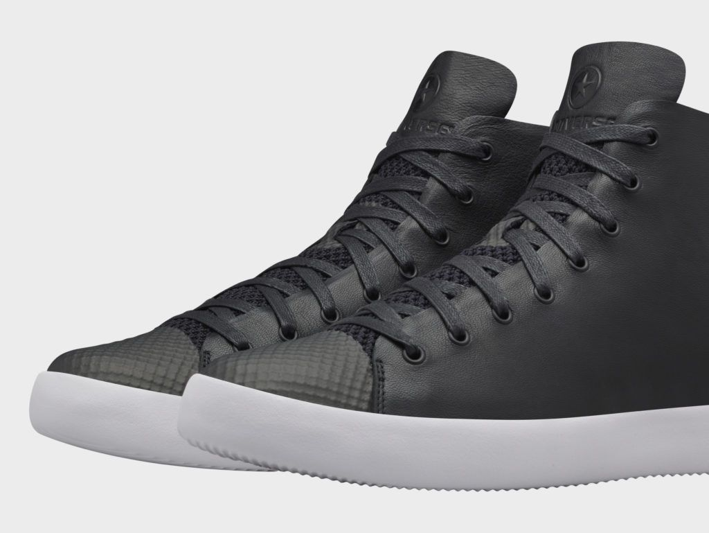 d6723568f166 HTM is responsible for some of Nike s most technologically interesting and  luxurious shoes. Converse has historically been neither. That s what the  All Star ...
