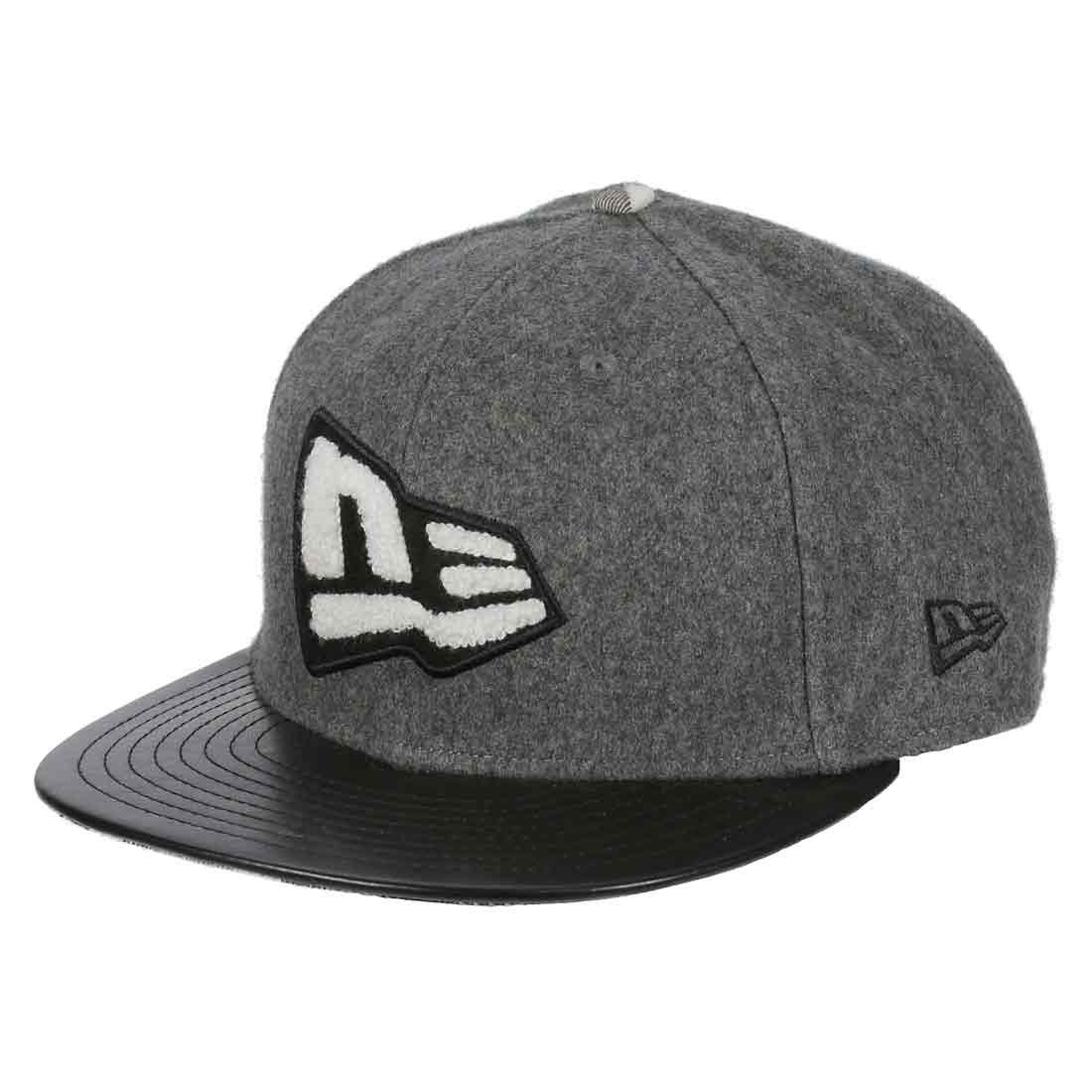 9ade58ffeeade ... coupon for gorra new era flag letterman 9fifty snapback gray 78340 a3883
