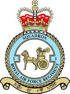 1 Squadron RAF Reg
