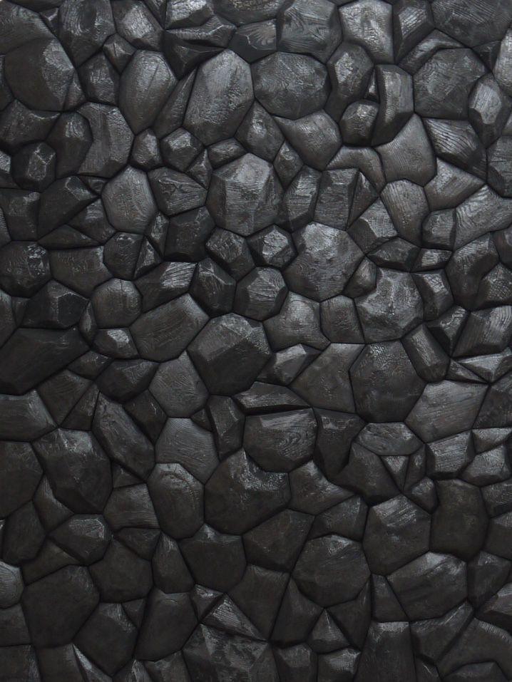 black stone wall texture wall mural dark burnt wood sculpture in 2018 texture textures patterns