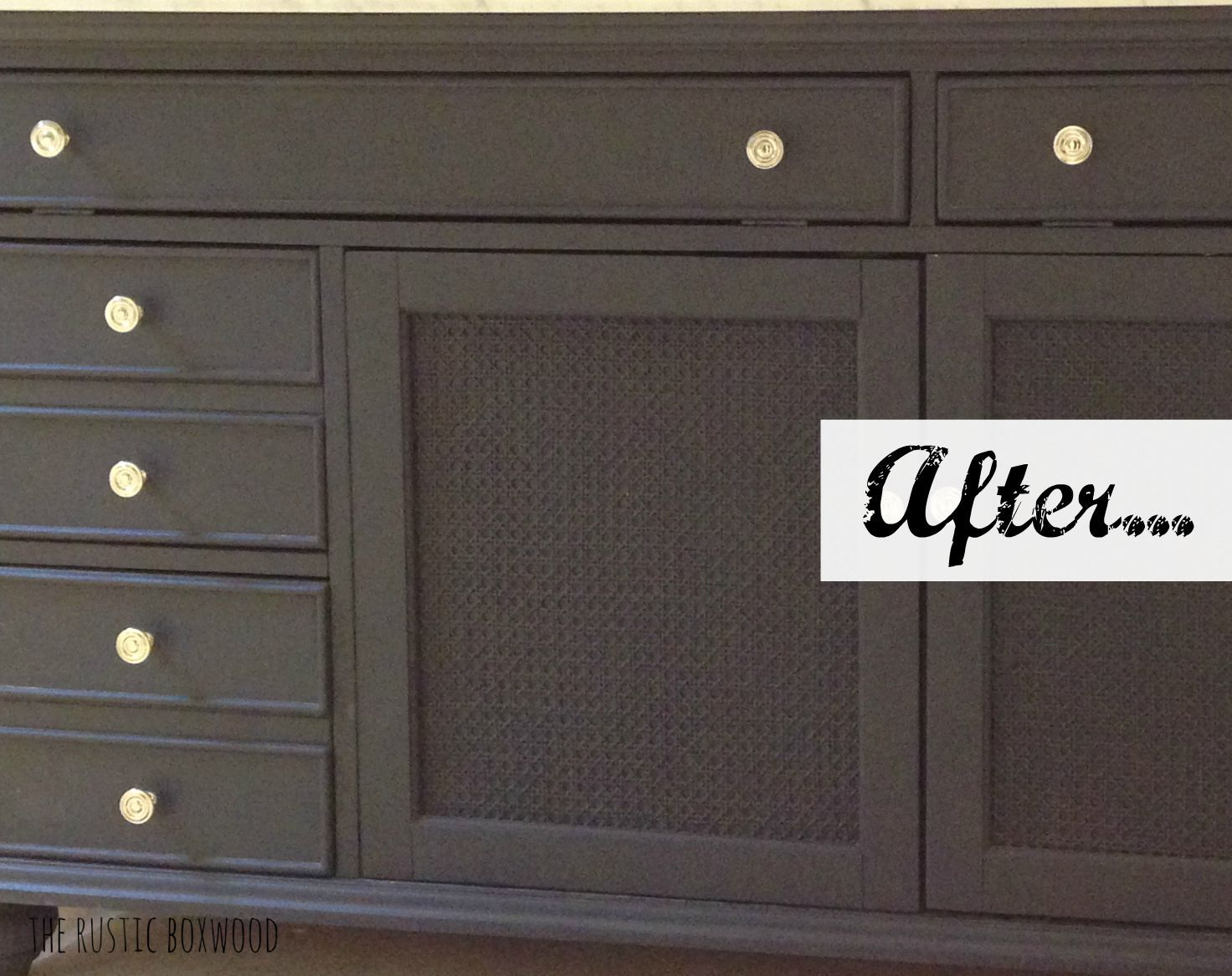 Bathroom Makeovers With Chalk Paint diy chalk-painted bathroom vanity makeover   the rustic boxwood