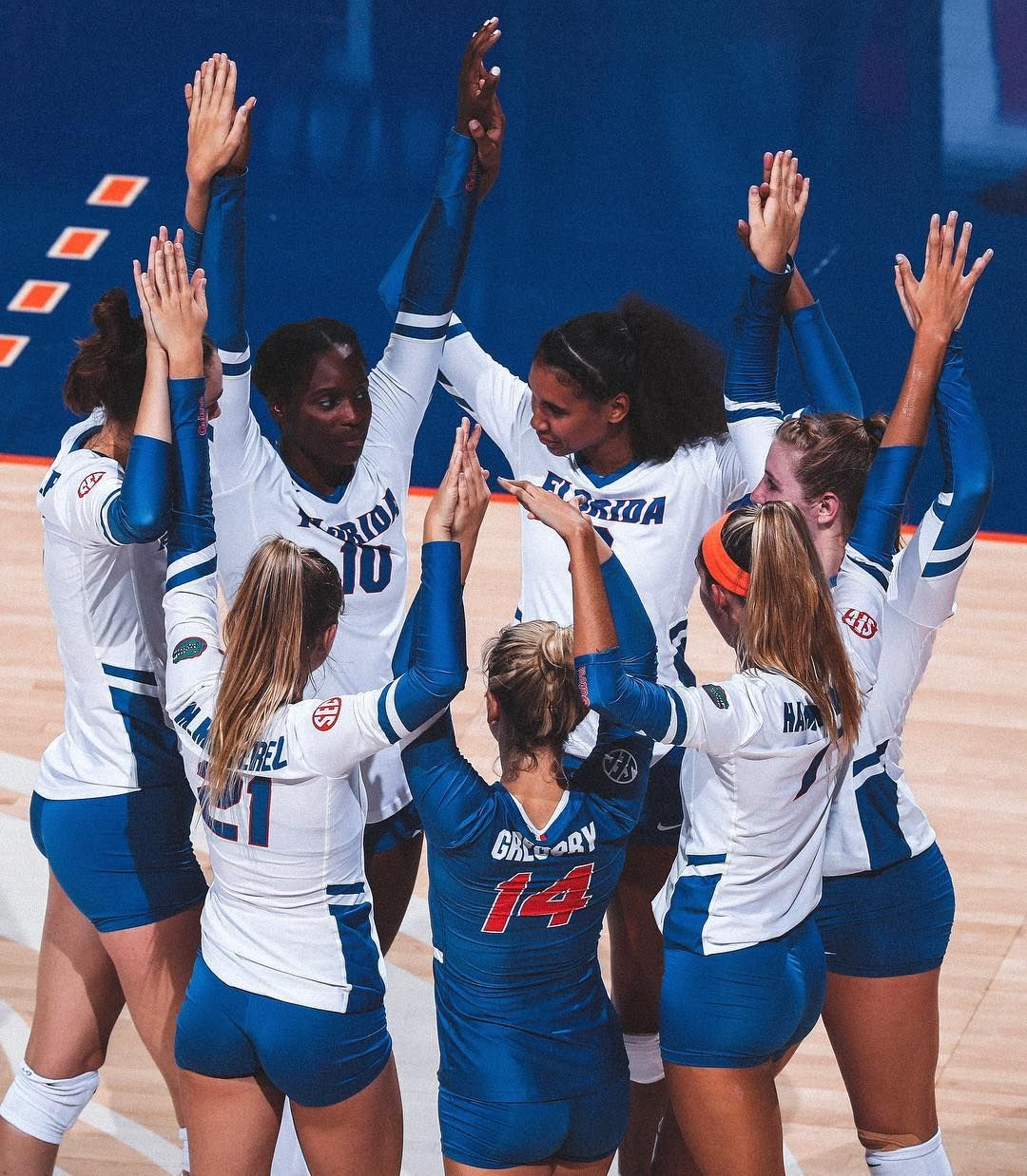 Let S Bounce Back This Weekend Gogators Female Volleyball Players Volleyball Training Volleyball Photos
