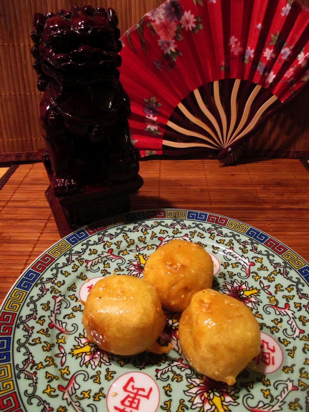 Otaku Family: Gebackene Bananen wie im Chinarestaurant