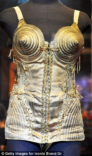 Madonna costumes & Inside Madonnau0027s material world: Queen of Popu0027s most famous costumes ...