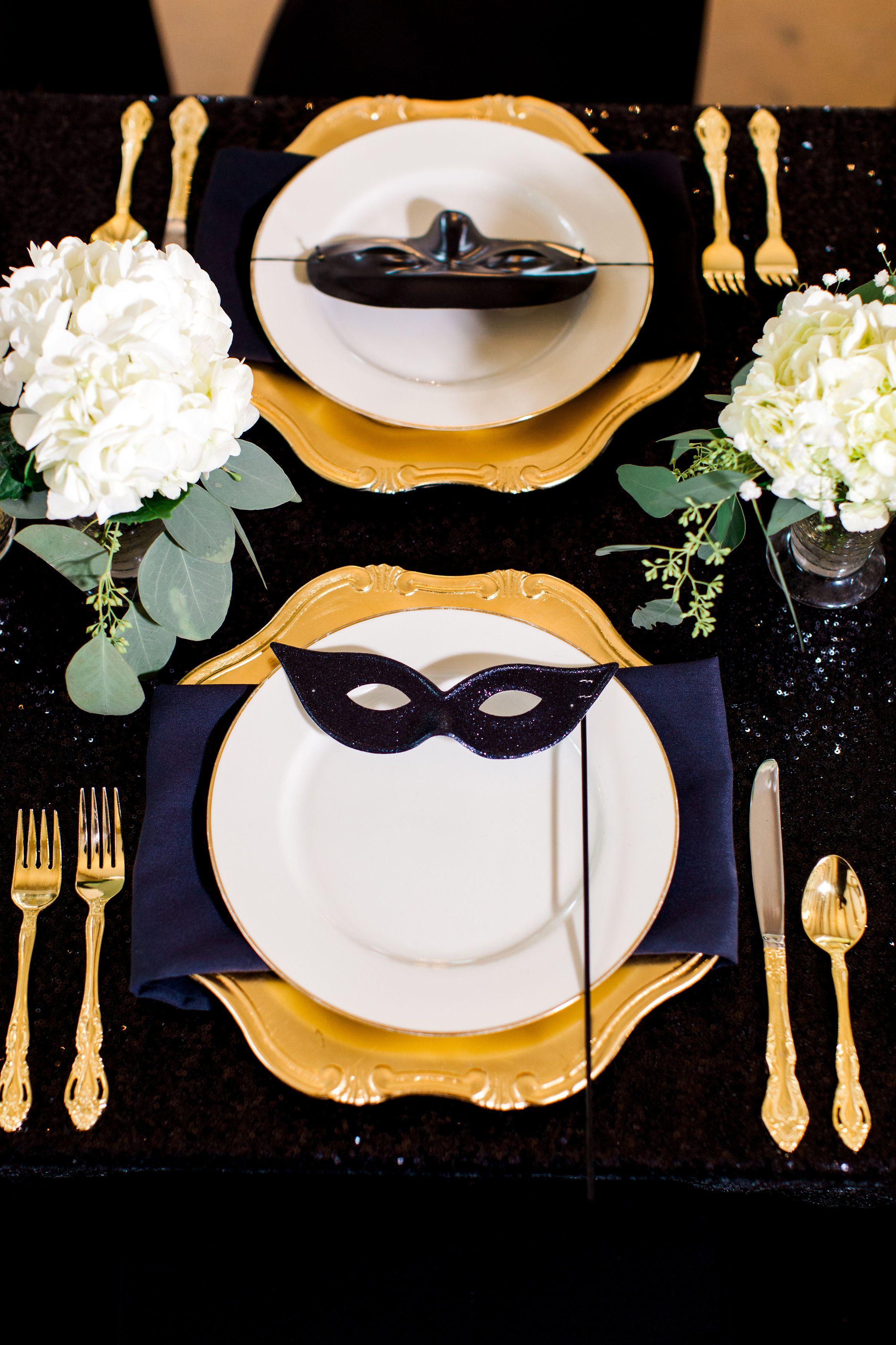 Masquerade Wedding Reception Ideas Weddingchicks