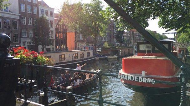 Você conhece a cidade mais famosa da Holanda?