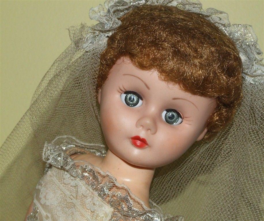 Vintage Bride Doll I Had This One Until