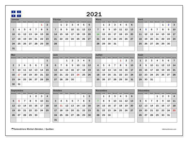Calendrier 2021 à Imprimer | Calendar printables, Printable