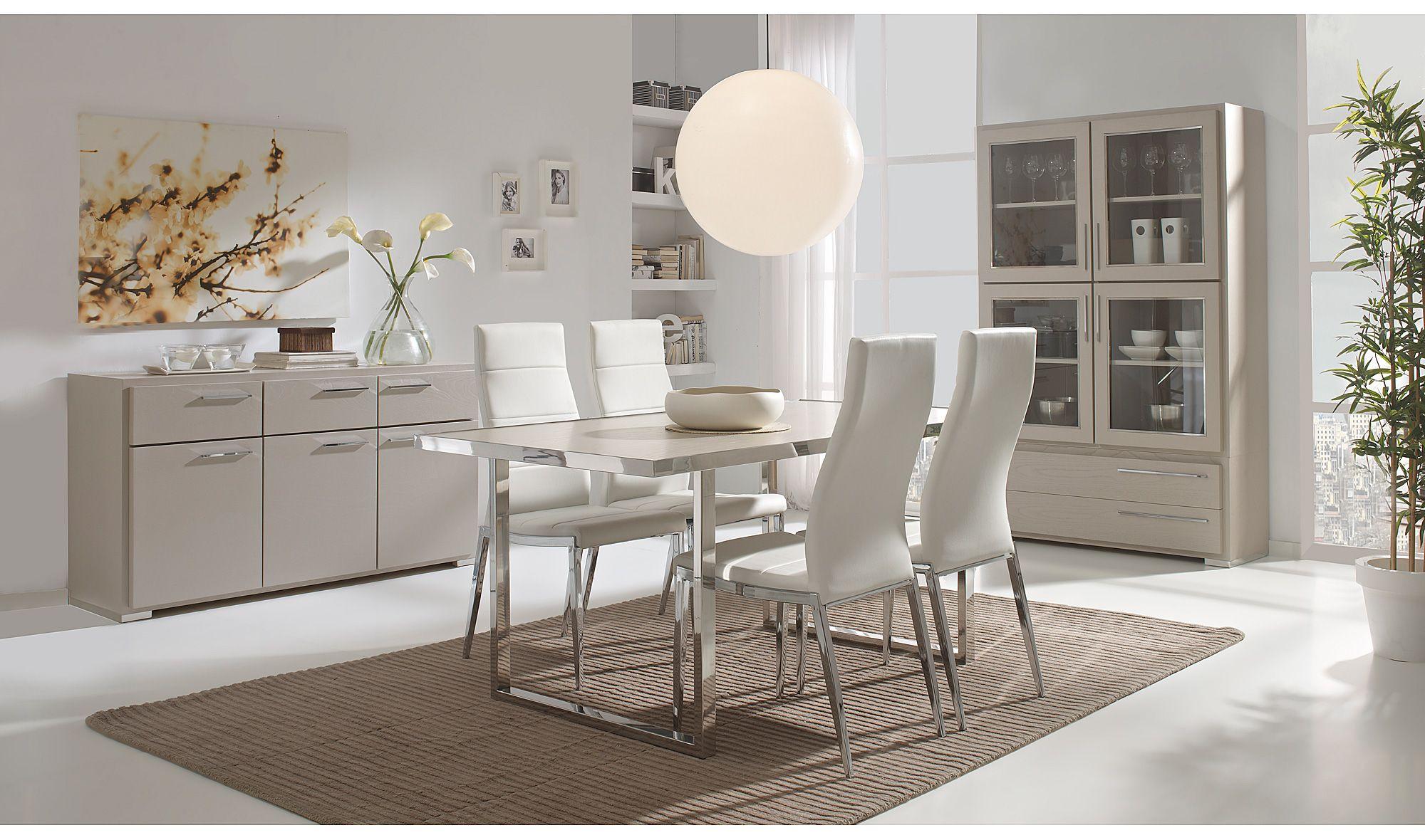 Comedor moderno Volga | Mueble Salón | Comedores, Muebles salon y ...