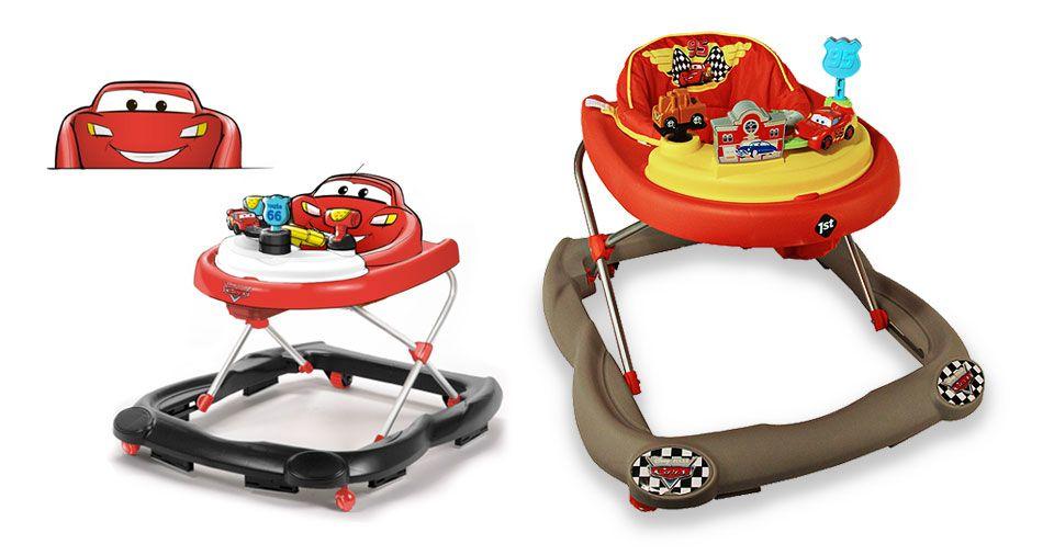 Safety 1st Disney Cars Walker Product Development