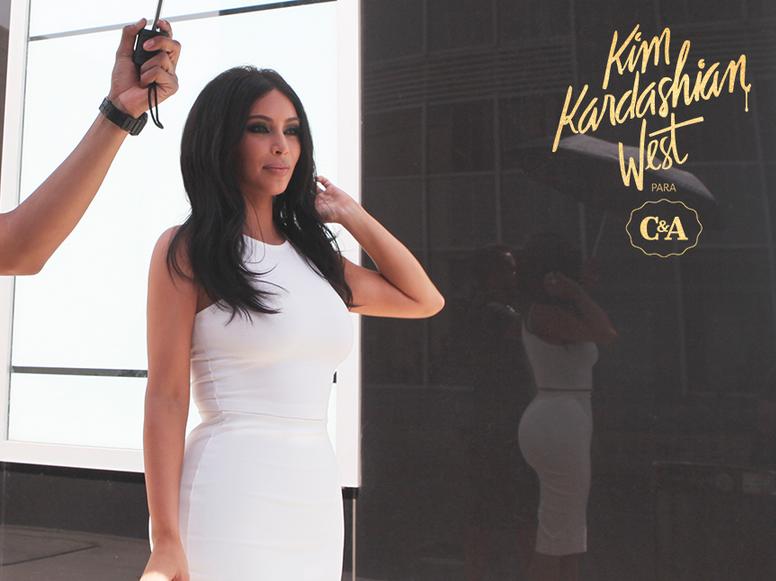 Kim Kardashian West For C A Brazil