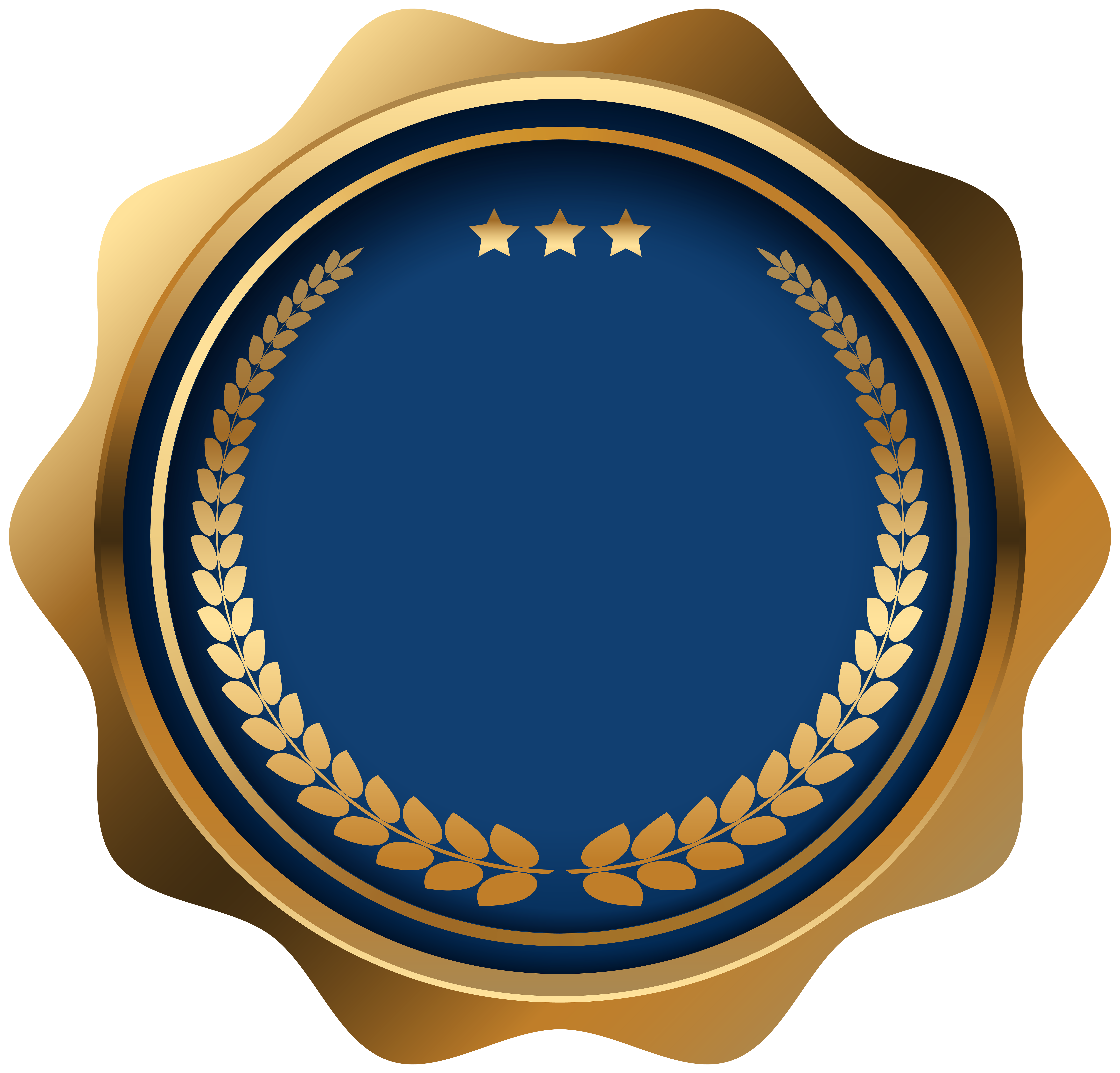Seal Badge Blue Png Clip Art Image Gallery Yopriceville High Quality Images And Transparent Png Free Clipart Art Images Clip Art Free Clip Art