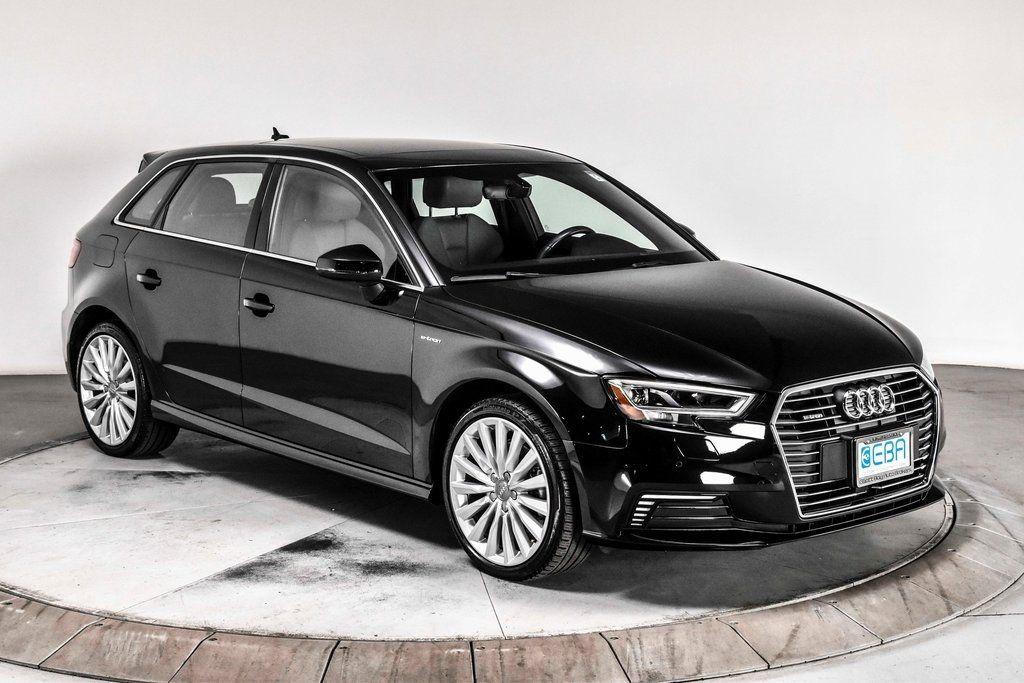 2017 Used Audi A3 Sportback etron 1.4 TFSI PHEV Premium