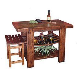 Wine Barrel Kitchen Island home ideas Pinterest
