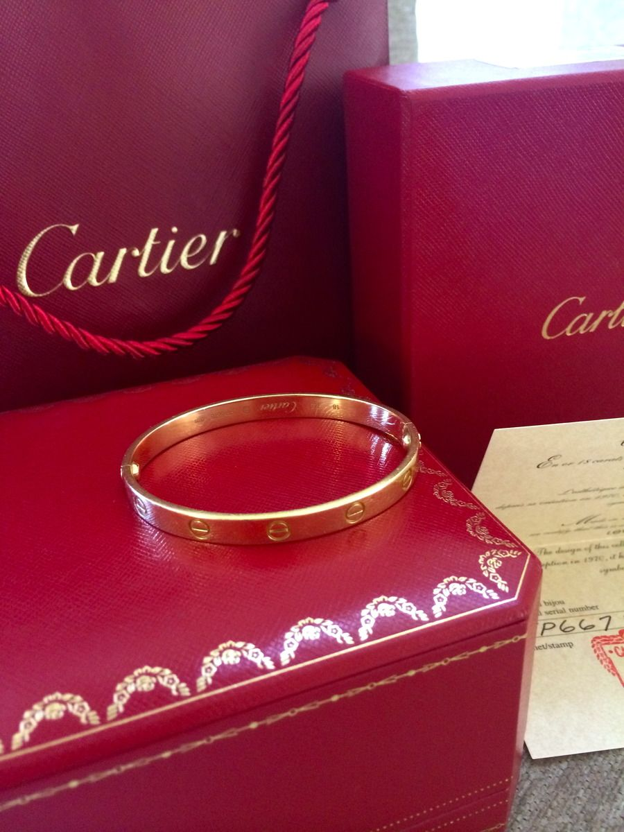 cartier ring box uk