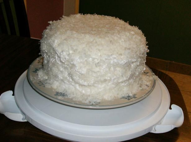 Paula Deen S Jamie Coconut Cake Recipe Golden Syrup And Rum