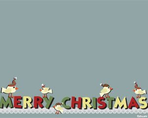 free merry christmas celebration powerpoint template is a free, Powerpoint templates