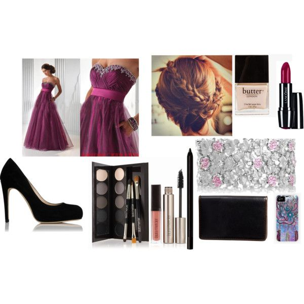 """Prom 2015"" by jordanniesel on Polyvore"