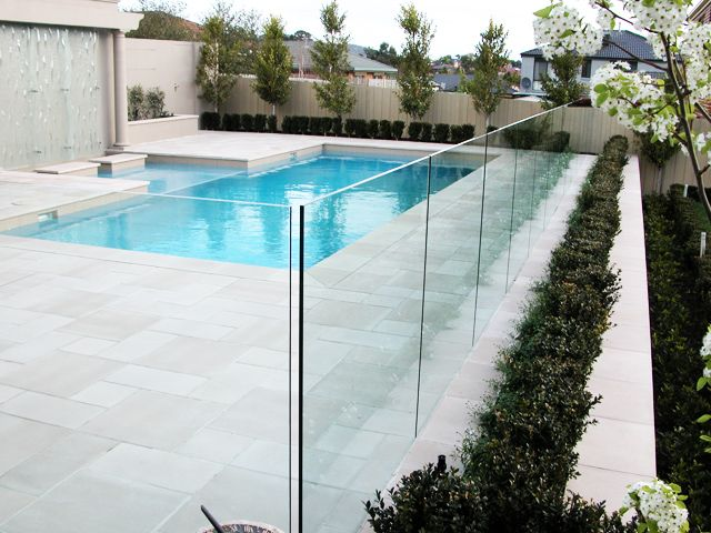 Inspirational Swimming Pools Melbourne For Public Minimalist Modern Style Swimming Pools Melbourne Glss Fence Glass Pool Fencing Pool Landscaping Glass Pool
