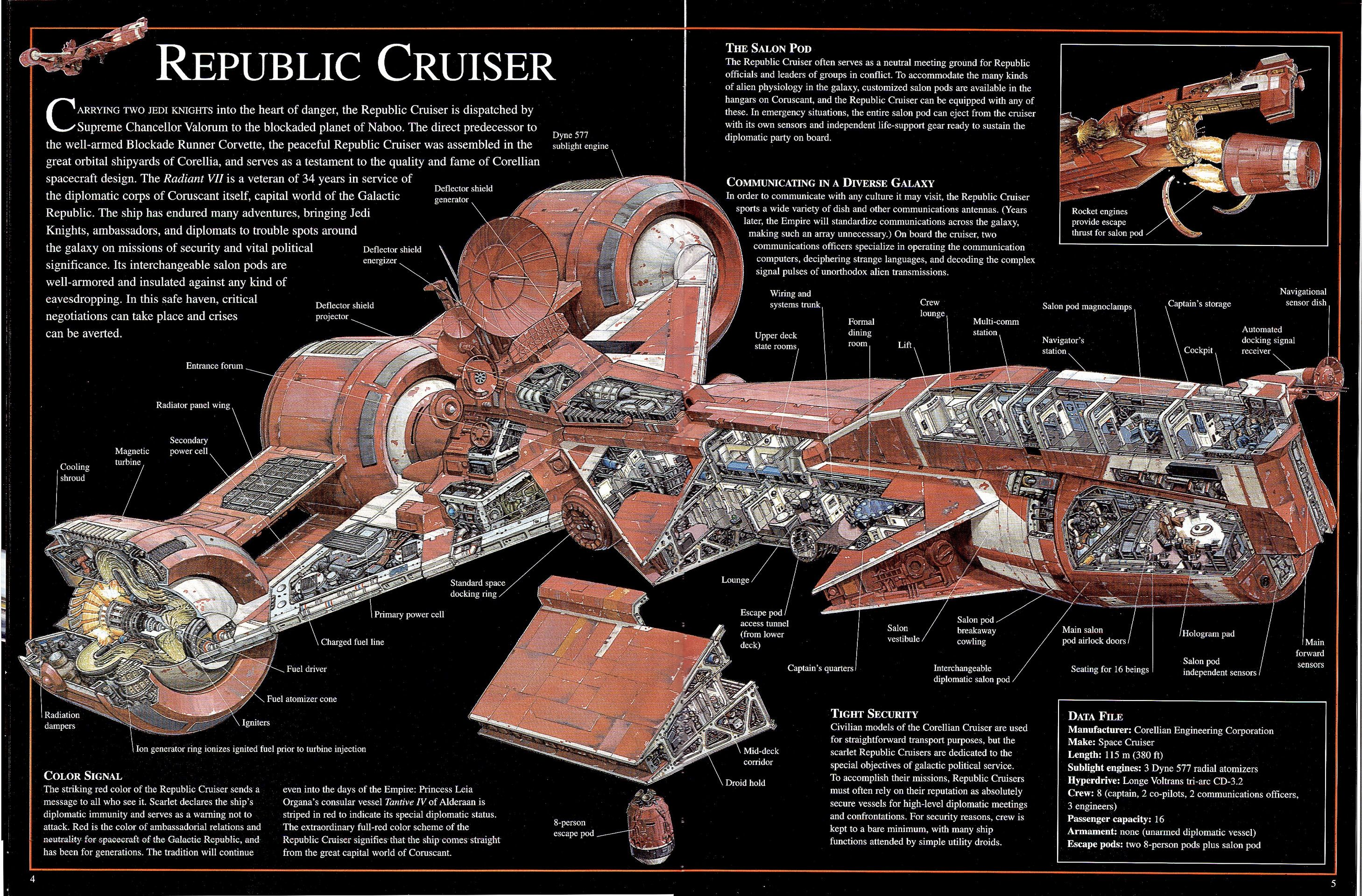 3e0d4a33fd15f4e36cf4d3645903fcd5 republic cruiser props pinterest star, starwars and sci fi