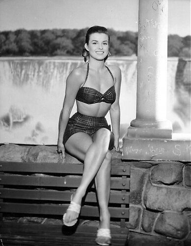 Jean Peters, Howard Hughes Spouse, they was married in ...