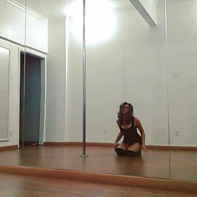 Sexy floorwork