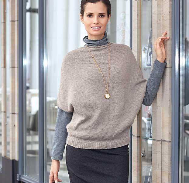 Блузки вязаные для женщин схемы 175
